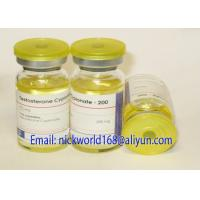 Cheap Pharmaceutical Equipoise Boldenone Undecylenate Powder Light Yellow Viscous Liquid for sale