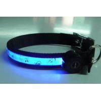 Best High quality dog collar with LED lights( AL404) wholesale