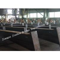 Best Corridor Skywalk Prefab Steel Structures Fabrication for Urban High Rise Buildings Modular Connecting wholesale