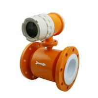 Best High quality Compact Type Electromagnetic Flow Meter to highest 15m/s flow rate wholesale