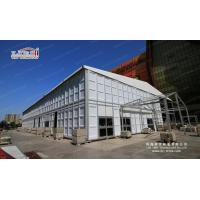 Best High End Event Venue-double Decker Cube Structure Tent For 2000 Seaters wholesale