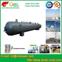 Best 800 Ton lpg boiler mud drum SGS wholesale