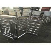 Buy cheap Heavy duty galvanized livestock cattle panel used corral panels from wholesalers