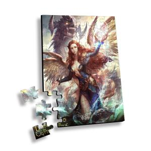 Best Movie Cartoon 3d Lenticular Printing Jigsaw Puzzle For Adults wholesale