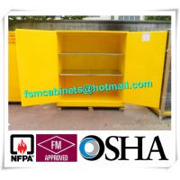 Best Professional Industrial Safety Cabinets With 1.2 mm Cold Rolled Steel wholesale