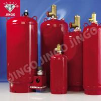 Best Fire gas extinguisher FM200 extinguishing systems 150kg in cylinder wholesale