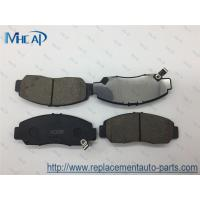 Best Auto Brake Pad Set Front Axle 45022-SDD-A00 Honda Accord Civic FR-V Odyssey Stream Acurate wholesale
