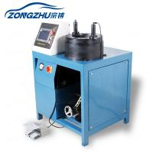 Best 380V 415V 220V Hose Pipe Making Machine For Hydraulic Hoses Specified Dies Set wholesale