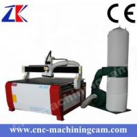 Best Economical ,with dust collector woodworking cnc routers ZK-1212 (1200*1200*120mm) wholesale