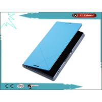 Best Colorful Flip Pu Leather Sony Xperia Cell Phone Cases For Sony T2XM50 wholesale