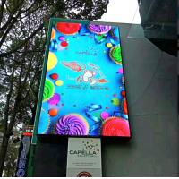 Best SMD1921 P3 Outdoor Led Advertising Screens High Brightness Fixed Installation wholesale