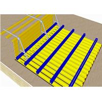 Best Light Weight Steel Shuttering Plates , Concrete Wall Forming Systems wholesale