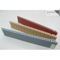 Best 18MM Thickness Building Facade Panels Fire Resistance With 300 - 1500mm Length wholesale