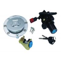 Buy cheap Aluminum / Plastic Ignition Lock Switch Fuel Gas Cap Key Set Fit For Honda CBR1000RR from wholesalers