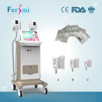 Best 0.1 Celcius cooling control cryo freezing cryolipolysis fat freezing machine for sale wholesale