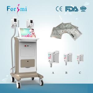 China 0.1 Celcius cooling control cryo freezing cryolipolysis fat freezing machine for sale on sale