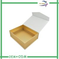 Buy cheap Stylish Custom Cosmetic Paper Gift Boxes / Craft Cardboard Box from wholesalers