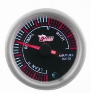 Best 3 In1 Stepping Water Temperature Motor Racing Auto Gauges 50mm , Car Oil Pressure Gauge wholesale