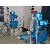 China High Capacity Diaphragm Dosing Pump With Variable Eccentric Mechanical Drive on sale