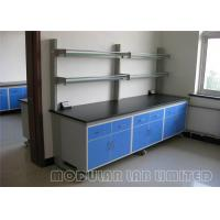 Best Durable Plastic Laminate PP Laboratory Work Benches Resistance To Corrosion wholesale