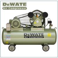 Best Single Phase Portable Air Compressor With Tank 100 L wholesale