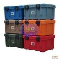 Cheap Accuracy LLDPE Plastic Rotational Molded Cooler Box Good Insulation Food Grade for sale