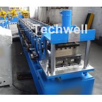 Best Light Steel Stud Roll Forming Machine , 5.5 Kw Industrial Metal Roll Forming Machine wholesale