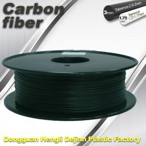 Best CarbonFiber  Filament  1.75mm 3.0mm .3D Printing Filament, 1.75 / 3.0 mm. wholesale