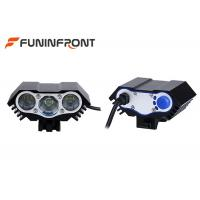 Best 3000LMs LED Bicycle Headlight 8.4V Rechargeable Eye Mountain Bike Front Lights wholesale