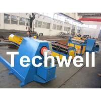Best 30KW High Speed Simple Metal Sheet Slitting Machine Line To Cut Coil Into 10 Strips wholesale