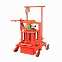 Best Mobile Concrete Block Making Machine with High Production Capacity  wholesale