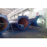 Best Safety Chemical Wood Autoclave Machine For Laminated Glass , High Pressure wholesale