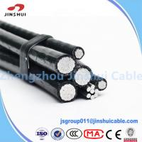 Best Power Transmission Line Melita Triplex Service Drop Cable XLPE Insulated wholesale