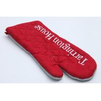 Best High Durability Heat Resistant Oven Mitts Water Proof Heat Transfer Printing wholesale