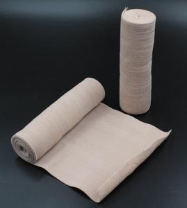 Best Breathable High Elastic Cohesive Bandage Wrap , Elastic Compression Bandage wholesale