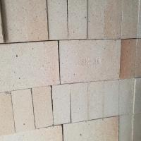 Cheap Third Grade 55% Aluminum Silicate Refractory Brick For Industrial Furnaces SK36 for sale