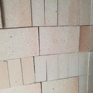 Best Third Grade 55% Aluminum Silicate Refractory Brick For Industrial Furnaces SK36 Standard wholesale