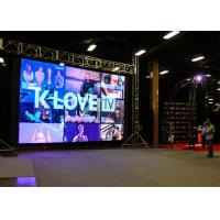 Best P3.91 P4.81 Indoor Outdoor Full Color 500mmx500mm 500mmx1000mm Size LED Screen wholesale