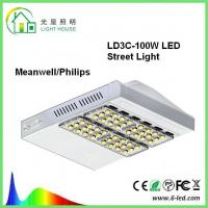 Best SMD3030 100 Watt Led Shoe Box Light Fixture 13000lm 100-277v 5000k wholesale