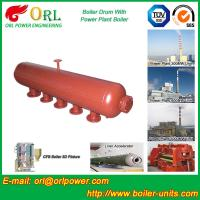 Best Oil-fired ISO9001 SA516GR70 Boiler mud drum with Natural Circulation wholesale