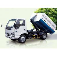 Best 9tons Hook Arm Garbage Truck , Special Purpose Vehicles Arm Roll Truck XZJ5160ZXX wholesale