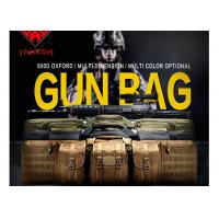 Quality Outdoor Military Hunting Bag Tactical Gun bags Long Multiple Rifle Case Backpack wholesale