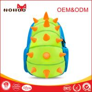Best Durable Neoprene Children School Bags 3D Cartoon Personalized School Backpacks wholesale