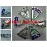 lacquer aluminium foil for cheese packing