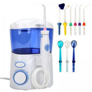 Best Family Aqua Care Water Flosser Pik Dental Water Jet With 10 Pressure Settings 600ml Water Tank wholesale