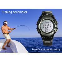 Digital fishing barometer best digital fishing barometer for Best barometric pressure for fishing