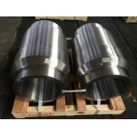 Best Forged Couplings , Double Stainless Steel 1.4462, S31803 , F60, S32205; F53, S32750 wholesale