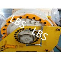 Best Wire Rope Hydraulic Towing Marine Winch With Lebus Groove Drum wholesale