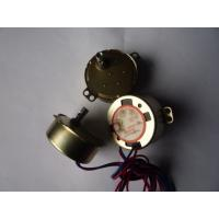 Cheap Gear Box Design 2rpm / 2.4rpm Speed 50 / 60HZ 6W Synchronous Gear Motor With Low Noise for sale