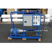 China Industrial Reverse Osmosis Water Systems SW-1.0K-325 For Boats , 51X17X28 on sale